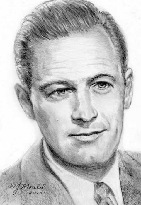 William Holden by Jojemo